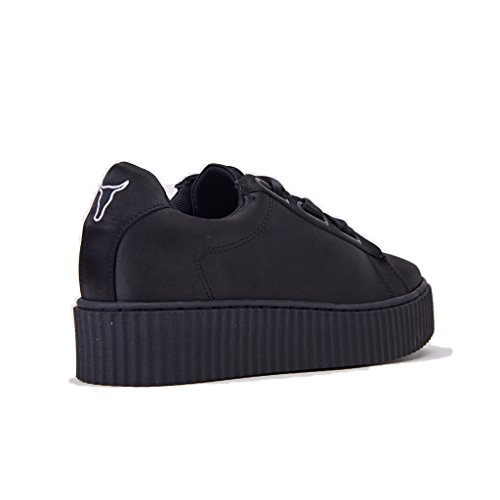 BLK WINDSORSMITH SAT Windsor Smith BL OLYVIA Nero Sneaker IB5wfqFwx
