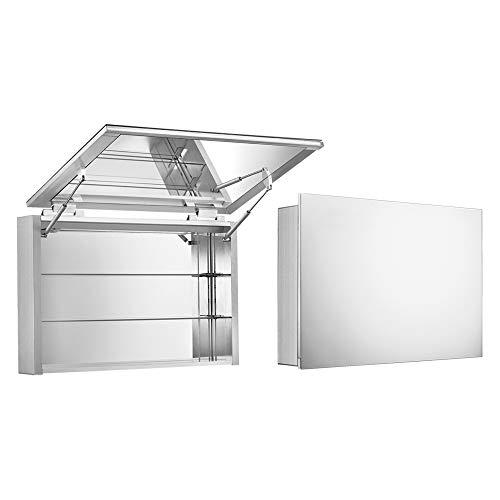 whitehaus collection whhim-2clóset de medicinas, alumin