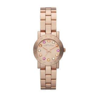 Marc Jacobs Amy Dexter Rose Gold-Tone Multi Glitz Women's Watch