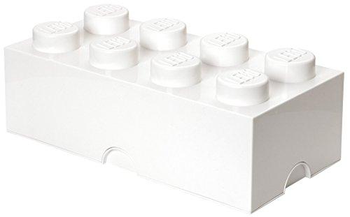 LEGO Storage Brick 8 White -  40040635
