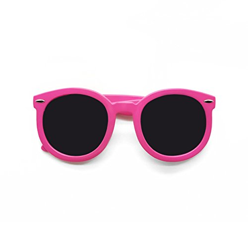 Hide + Seek Eyewear - Harper - Children Kid Toddler Sunglasses Eyewear Sunnies 100% UV - Sunglasses Strawberry