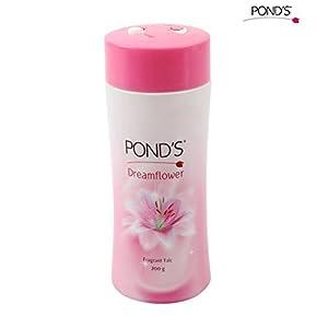 Pond's Dreamflower Fragrant Talc (200gm) (pack of 2)