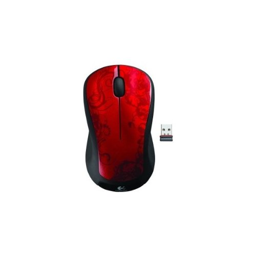 WIRELESS MOUSE M310FLAME GLOSS 910 002486