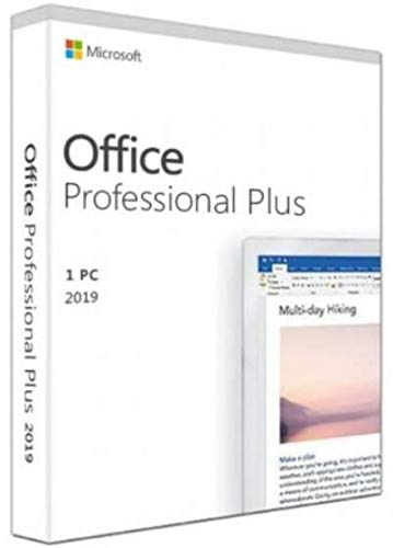 Office 2019 Pro Plus for One Device