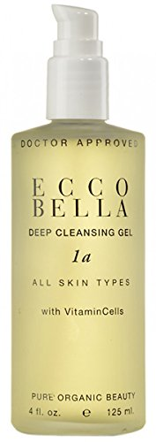 Ecco Bella Deep Cleansing Gel 1a - 4 fl oz