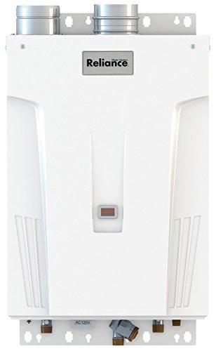 Reliance TS-340-LIH 180K BTU Indoor Tankless Propane Water Heater
