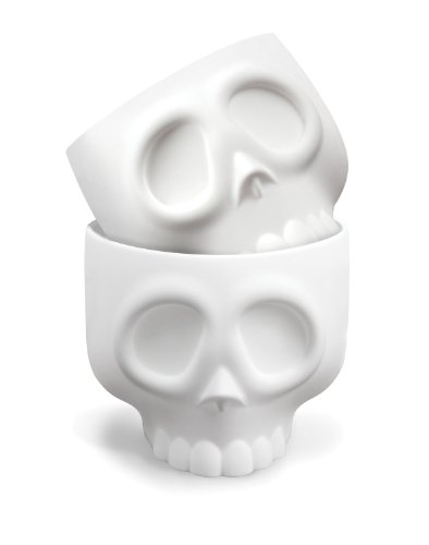 Fred NOMSKULLS Baking Cups, Set of 4 (Halloween Cupcake Recipes For Kids)