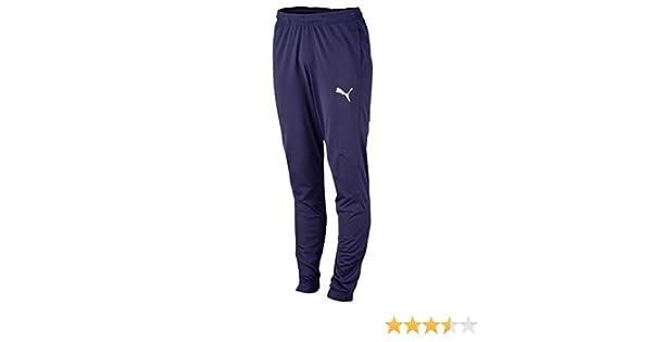 Puma Liga Sideline Poly Pant Core Pantalón, Hombre: Amazon.es: Deportes y aire libre