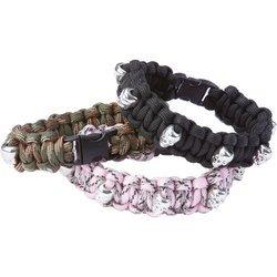 Maxam Para Cord Bracelet Set (12 Pieces) ()