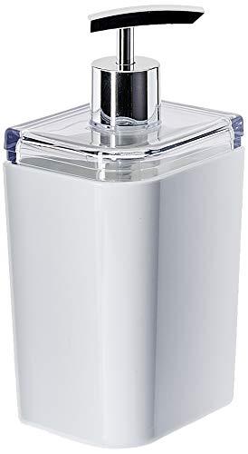 Porta Sabonete Liquido Petala, Ou, Branco