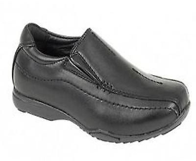 Smart Clothing Little Boys Faux Leather Shoes