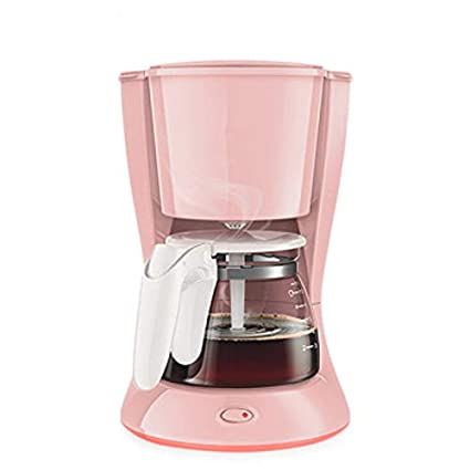 LJHA kafeiji Máquina de café americana, máquina de café de filtro de máquina de café