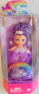 Barbie Fairytopia Magic of the Rainbow Purple Tooth Fairy Doll
