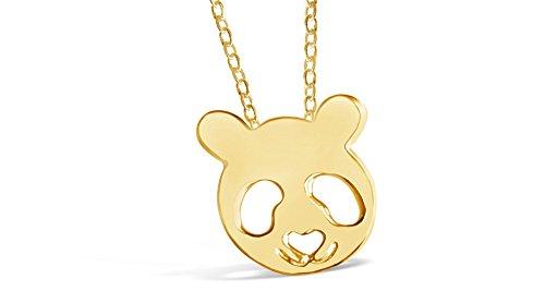 Rosa Vila Panda Necklace - Panda Bear Inspired Animal