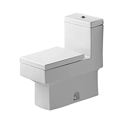 Duravit 2103010005 Toilet Vero, 1-Piece
