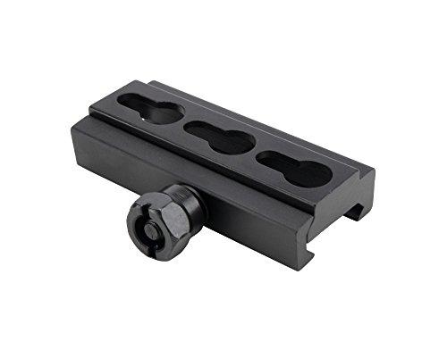 Monstrum Tactical Picatinny to Keymod Rail Adaptor (Rail Quad Floating)