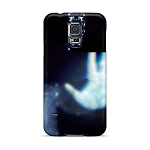 Samsung Galaxy S5 QCG10943QnHG Allow Personal Design High Resolution Linkin Park Skin Shock Absorption Hard Phone Covers -ChristopherWalsh