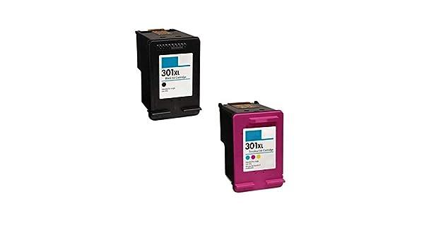PREMIUM-Cartucho de tinta negro y color para impresoras HP ENVY ...