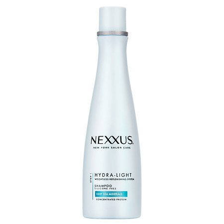 Nexxus Hydra Light Rebalancing Shampoo, Weightless Moisture - 3PC