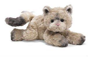 Bootsie Plush Siamese Cat - Tan