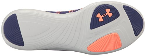 Under Armour Womens Street Precision Low Europa Purple/Glacier Gray/Europa Purple