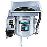 Salvajor S914 Scrap Collector for Scrapping, Pre-Flushing & Collection System, Food Waste Collector