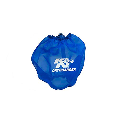 K&N RF-1042DR Red Drycharger Filter Wrap - For Your K&N RF-1042 Filter ()