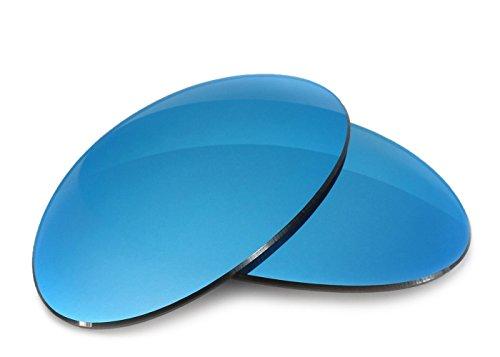 FUSE Lenses for Revo 1005 Vintage Glacier Mirror Tint - Glacier Sunglasses Vintage