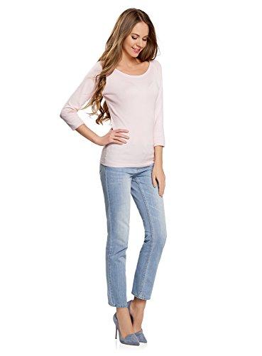 7000w Oodji Dritti Basic Blu Donna Ultra Jeans wYBYqTgax
