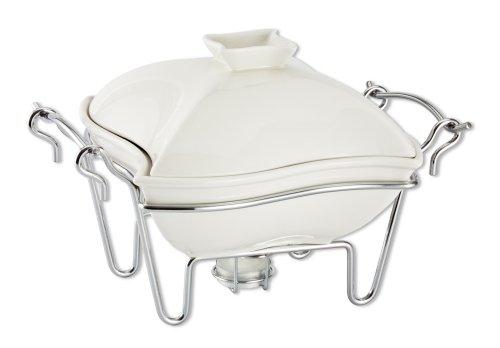 Godinger Ceramic Covered Baker with -