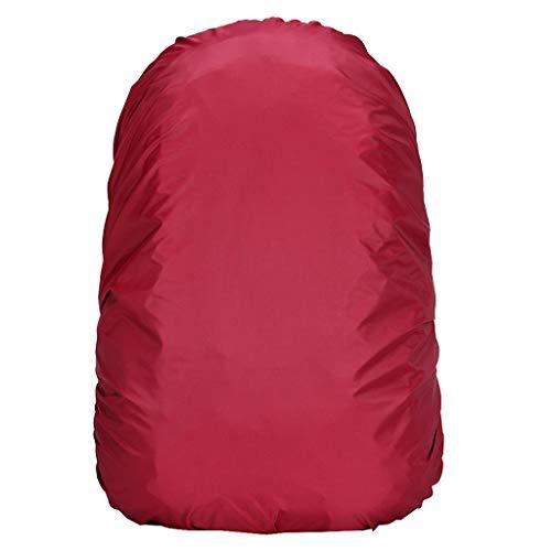 QBQCBB Waterproof Backpack Cover Bag Camping Hiking Outdoor Rucksack Rain Dust(N,Freesize)