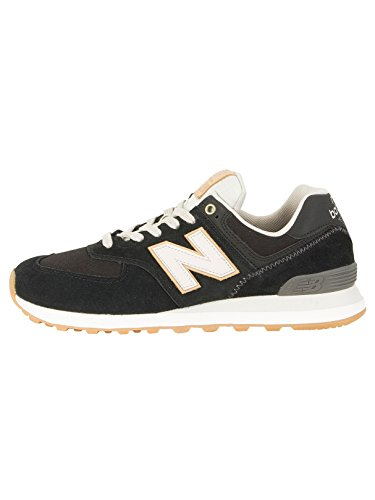 Nero Sneaker ML574OU New Balance Uomo wnPHXxg8qS