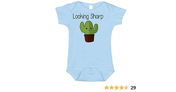 Looking Sharp Cactus Infant Bodysuit