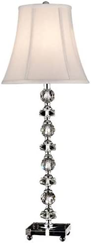 Dale Tiffany GB11065 Simon Buffet Table Lamp