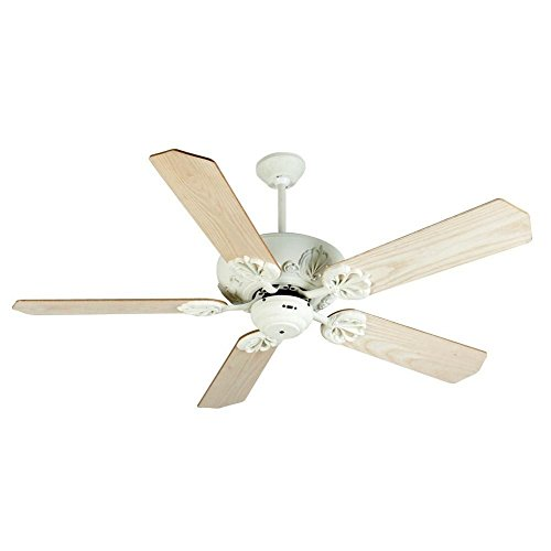 Craftmade K10908 Ceiling Fan Motor with Blades Included, 52