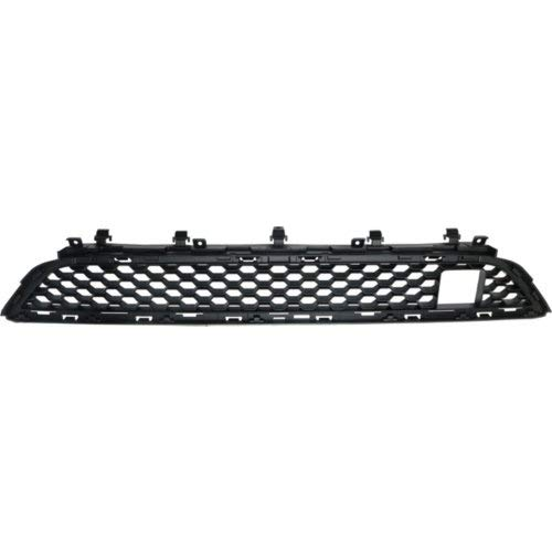 Front Bumper Grille Compatible with JAGUAR F-PACE 2017-2019 Center with Engine Heater First Edition/R-Sport/S Models (Best Garage Heaters 2019)