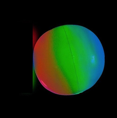 Light Up Flashing Beach Ball - Tons of Fun for That Party! ()