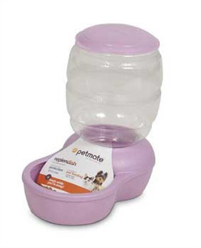 Petmate Replendish Gravity Feeder w/ Microban