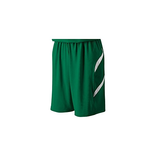 Holloway Activewear Ladie's Liberty Short,Kelly/White,S_Womens (Womens Dazzle Softball Shorts)