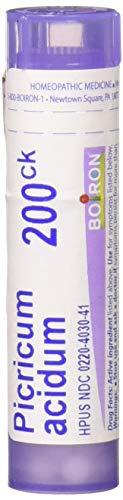 Boiron Picricum Acidum 200ck, 80 Count
