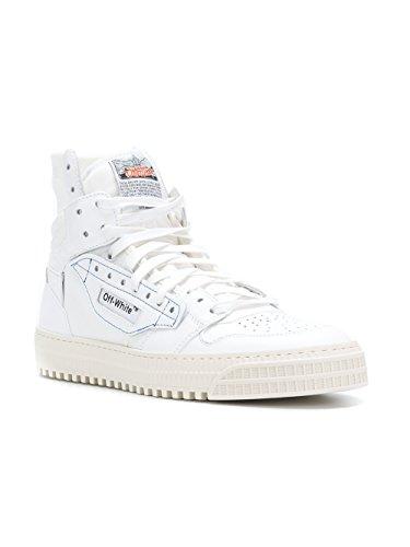 Herren Sneakers Top OMIA065S188000160100 Minkoff Weiss Rebecca Hi Leder nWT5v7
