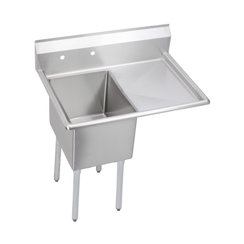 Standard Scullery Sink, 1-Compartment 12