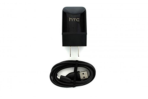 Htc Ac Adapter - Original HTC TC P900 Travel Charger for HTC One M8 M7 with 5FT Micro USB 5V/1.5A