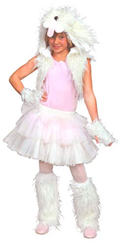 Princess-Paradise-Tween-Shaggy-Dog-Set-Costume-10-12