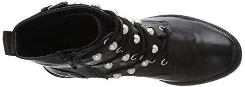 Biker Risky Black Women's Black Boots Dune Black H0pxgwqRE