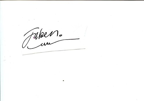 John Jakes Historical Author Rare Signed Autograph from HollywoodMemorabilia