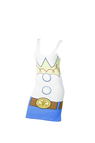 [Toy Story I Am Buzz Lightyear Tunic Tank Juniors (Small)] (Buzz Lightyear Costumes Women)