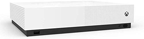 Microsoft - Xbox One S 1TB All-Digital Edition Console - Controller and Game Codes Not Included (Renewed)