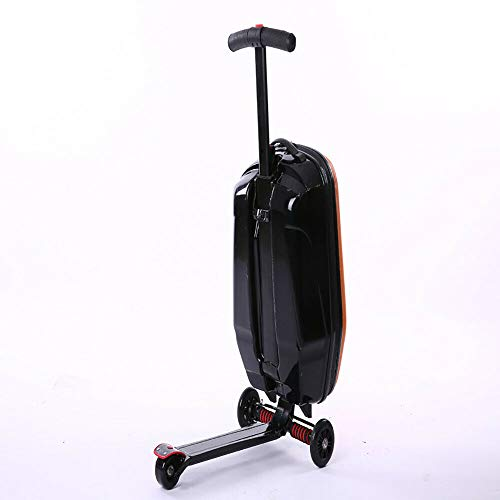 Amazon.com: Maleta de equipaje para scooter de 20 pulgadas ...