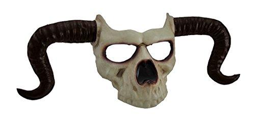 Bauer Pacific Pagan Skull Mask -